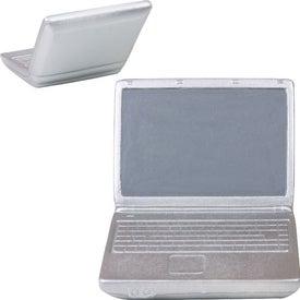 Personalized Sleek Laptop Stress Ball
