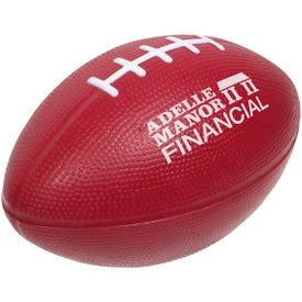 Promotional Large Football Stress Ball