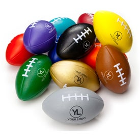 Large Football Stress Ball for Customization