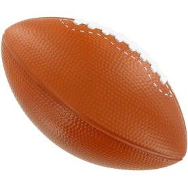 Customized Large Football Stress Toy