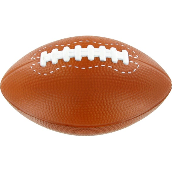 Brown Large Football Stress Toy