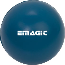 Large Round Stress Ball for Advertising