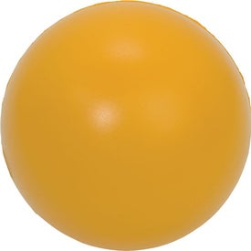 Large Round Stress Ball for Marketing