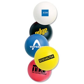 Large Round Stress Ball