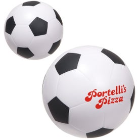 Large Soccer Ball Stress Ball