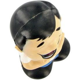Custom Laughing Man Stress Ball