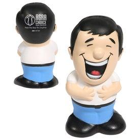 Laughing Man Stress Ball