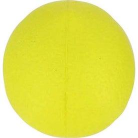 Promotional Lemon Stress Ball