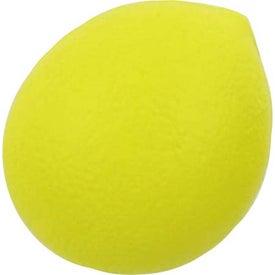 Monogrammed Lemon Stress Ball