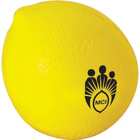Lemon Stress Ball (Economy)