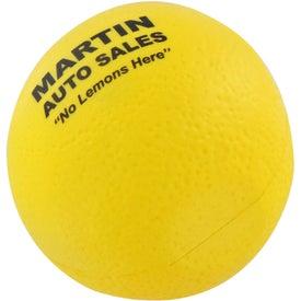 Lemon Stress Ball for Your Company