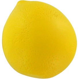 Advertising Lemon Stress Ball