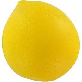 Advertising Lemon Stress Ball