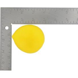 Imprinted Lemon Stress Ball