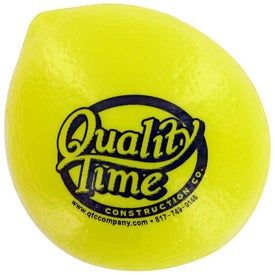 Logo Lemon Stress Toy