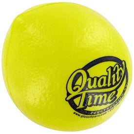Promotional Lemon Stress Toy