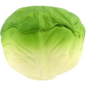 Personalized Lettuce Stress Ball
