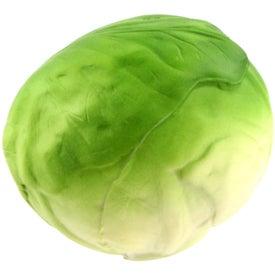 Printed Lettuce Stress Ball