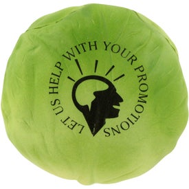 Lettuce Stress Ball for Advertising