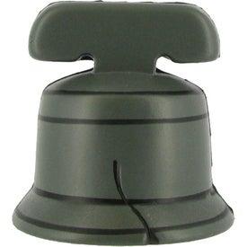Monogrammed Liberty Bell Stress Ball