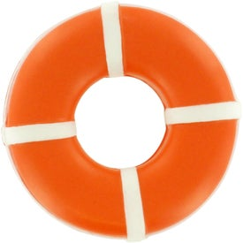 Life Ring Stress Reliever for Promotion