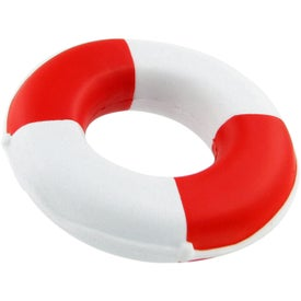 Lifesaver Stress Ball Branded with Your Logo