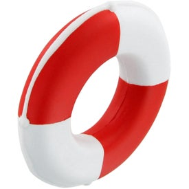 Promotional Lifesaver Stress Ball
