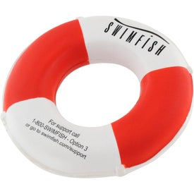 Lifesaver Stress Ball with Your Logo