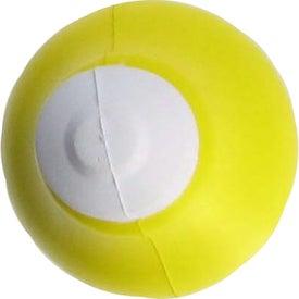 Imprinted Light Bulb Stress Ball