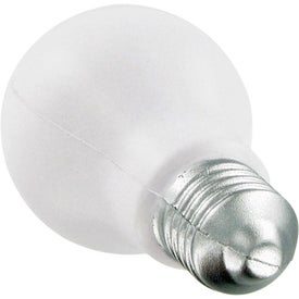 Light Bulb Stress Ball for Marketing