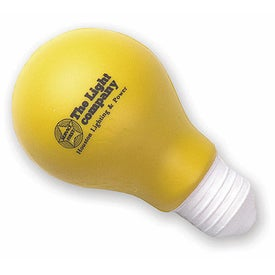 Light Bulb Shape Stress Balls