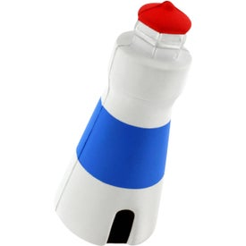 Customized Light House Stress Reliever