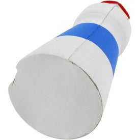 Light House Stress Reliever Printed with Your Logo