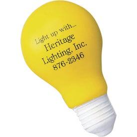 Light Bulb Stress Relievers