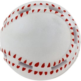 Light-Up Baseball Stress Reliever with Your Logo
