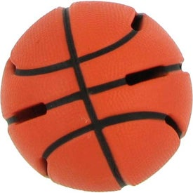 Light Up Basketball Stress Reliever for Your Company