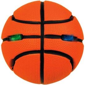 Light Up Basketball Stress Reliever