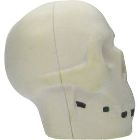 Light Up Skull Stress Reliever Printed with Your Logo