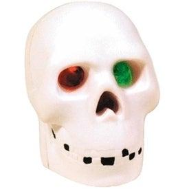 Light Up Skull Stress Reliever