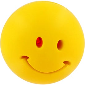 Light-Up Smiley Stress Reliever with Your Logo
