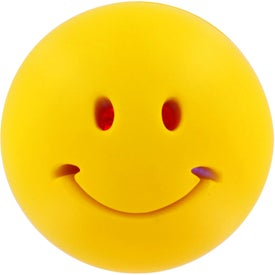 Light-Up Smiley Stress Reliever