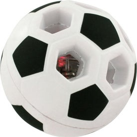 Light-Up Soccer Ball Stress Reliever for Your Organization