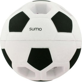 Light-Up Soccer Ball Stress Reliever