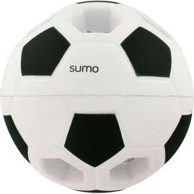 Light-Up Soccer Ball Stress Reliever