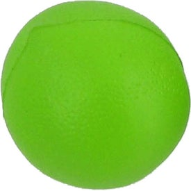 Promotional Lime Stress Ball