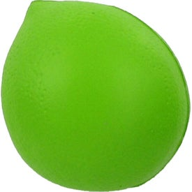 Customized Lime Stress Ball