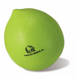 Lime Stress Ball