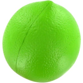Lime Stress Ball for Promotion