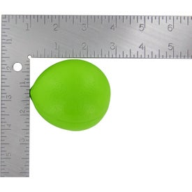 Lime Stress Ball for Marketing