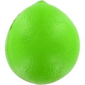Company Lime Stress Ball